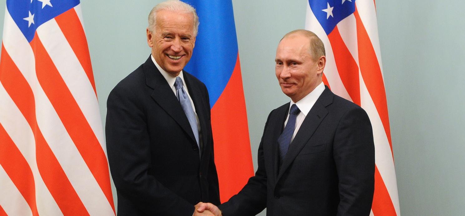 Выборы президента США: Путин отреагировал на победу Байдена