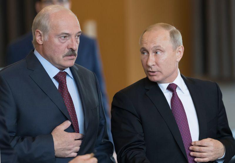 Путин, Лукашенко, Россия, Беларусь, единая валюта, парламент, договор