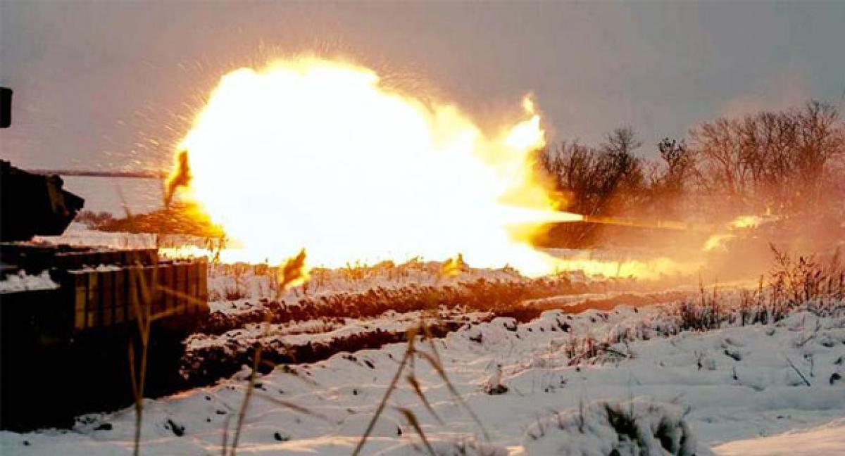 пески, днр, бой, взрывы, война на донбассе, россия, соцсети, перемирие, происшествия, новости украины