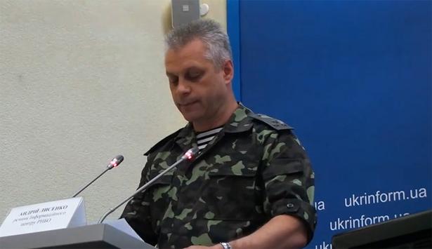 В СНБО сообщили о создании единой линии фронта в Донбассе