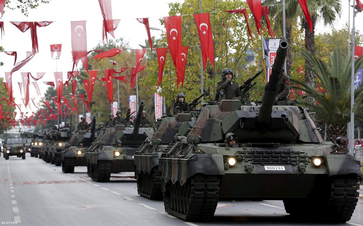Турция, Эрдоган, Сирия, военное положение, Интернет, солдаты