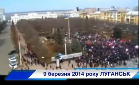 """После этого для Луганска началось пекло: в Сети """"кадрами ада"""" напомнили, что произошло в Луганске 9 марта 2014 года"""