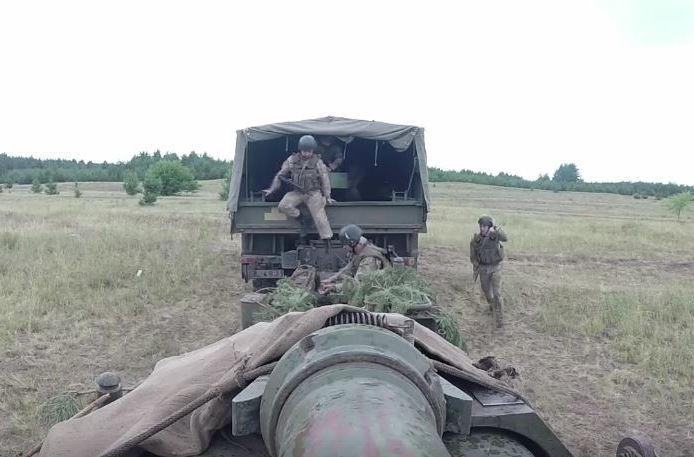 Оккупанту нигде не укрыться: Наев создал на Донбассе разведывательно-огневые контуры, - кадры