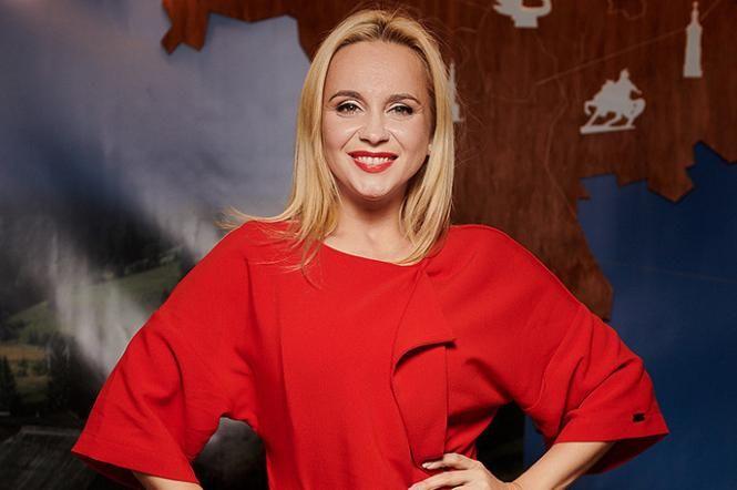 Украинская телеведущая Лилия Ребрик затмила Волочкову эффектным шпагатом