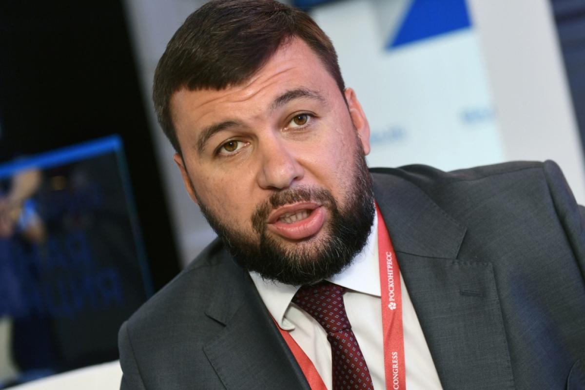 """Пушилин дал новый приказ группировкам """"ДНР"""" и выступил с угрозой к ВСУ"""