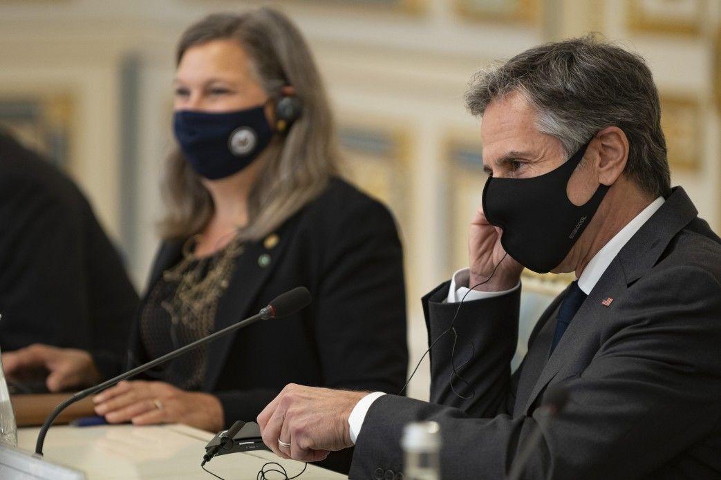"""""""Полны решимости"""", – госсекретарь США Блинкен подвел итог поездки в Украину"""