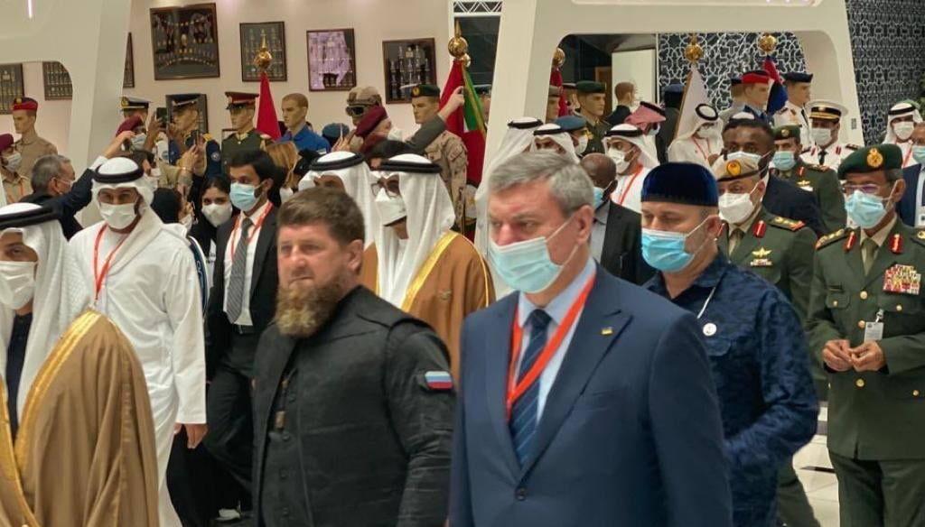Вице-премьера Украины Уруского заметили вместе с Кадыровым – Шмыгаль потребовал объяснений