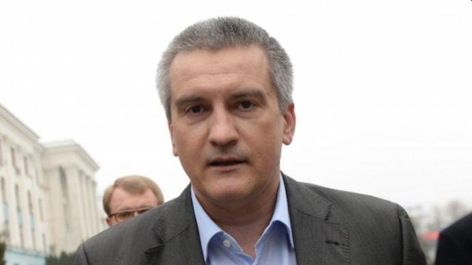 """Аксенов пригрозил Украине из-за шествия в память о Бандере: """"Неизбежно уйдут"""""""