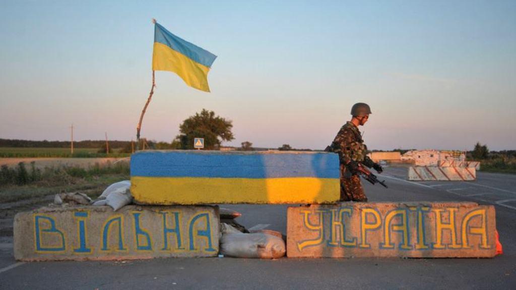 ДНР,  восток Украины, Донбасс, ВСУ, ООС, позиция, Донецк