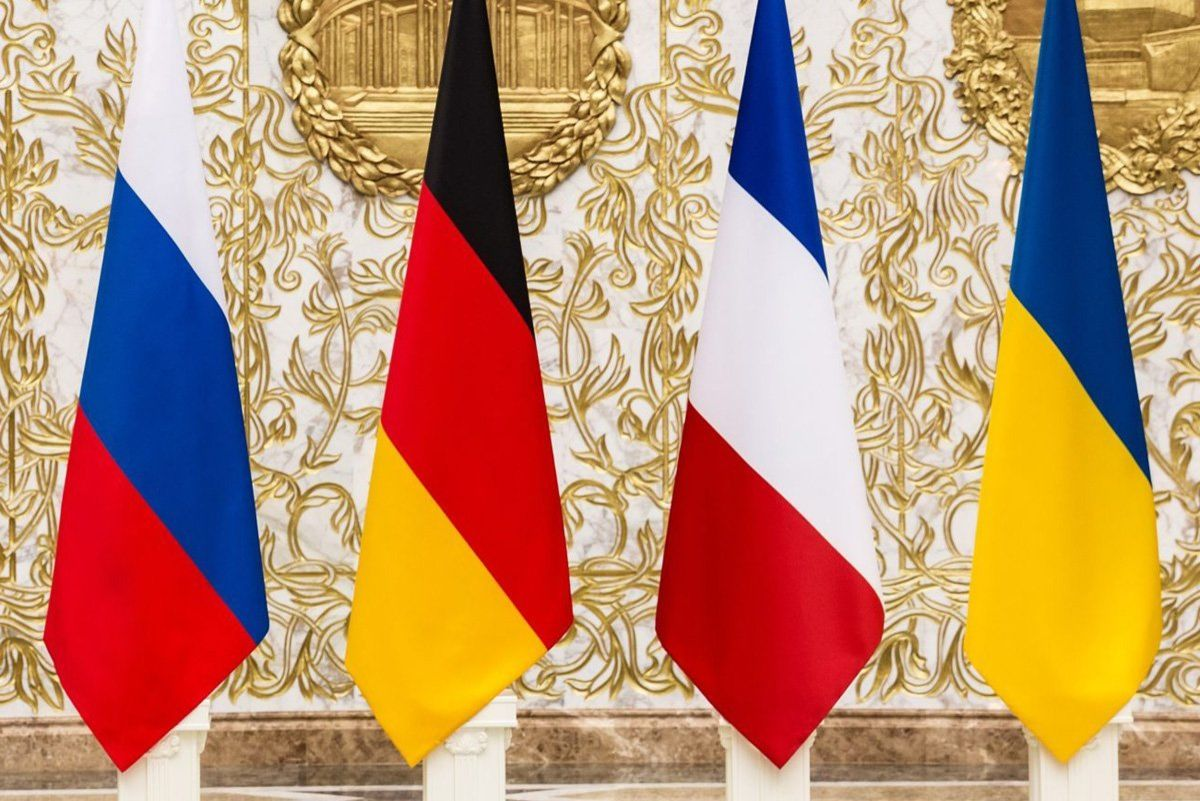 Украина, Нормандский формат, Кулеба, Переговоры, Саммит, Зеленский.