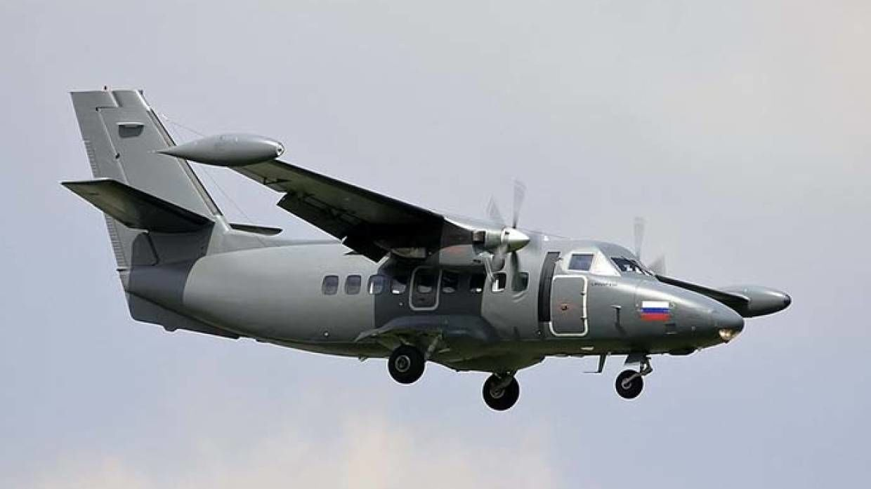 Крушение российского самолета L-410 в Татарстане: момент удара о землю попал на видео