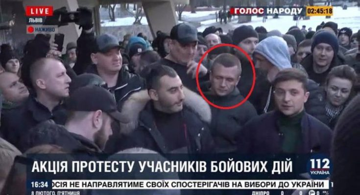 Украина, политика, выборы, зеленский, львов, ветераны АТО, Коломойский