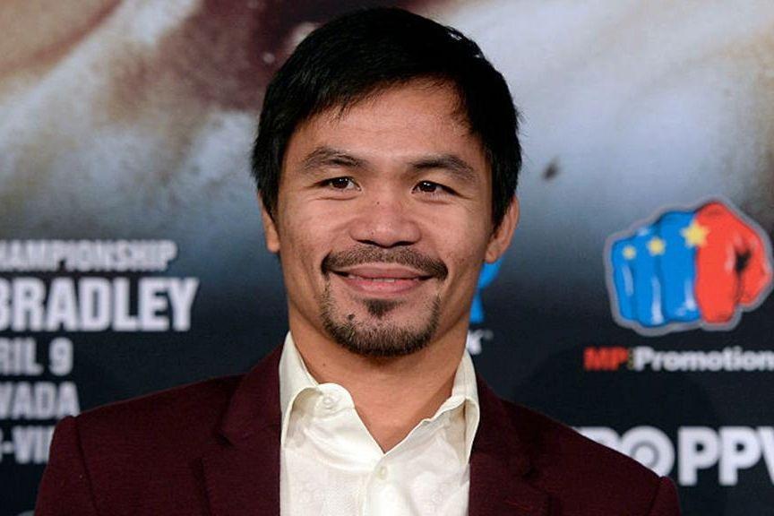 Легенда мирового бокса Мэнни Пакьяо идет в президенты Филиппин