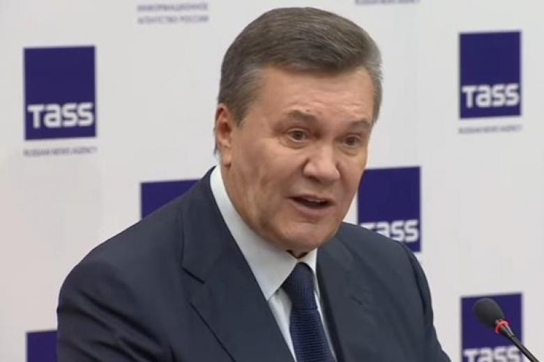 """Сенсационное заявление Януковича: 30 ноября """"Беркут"""" действительно превысил свои полномочия при разгоне Евромайдана"""