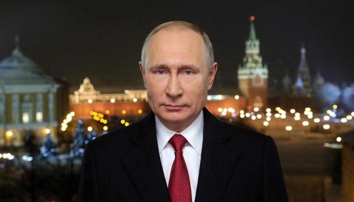 Путин не поздравил президента Украины Зеленского с Новым Годом: детали
