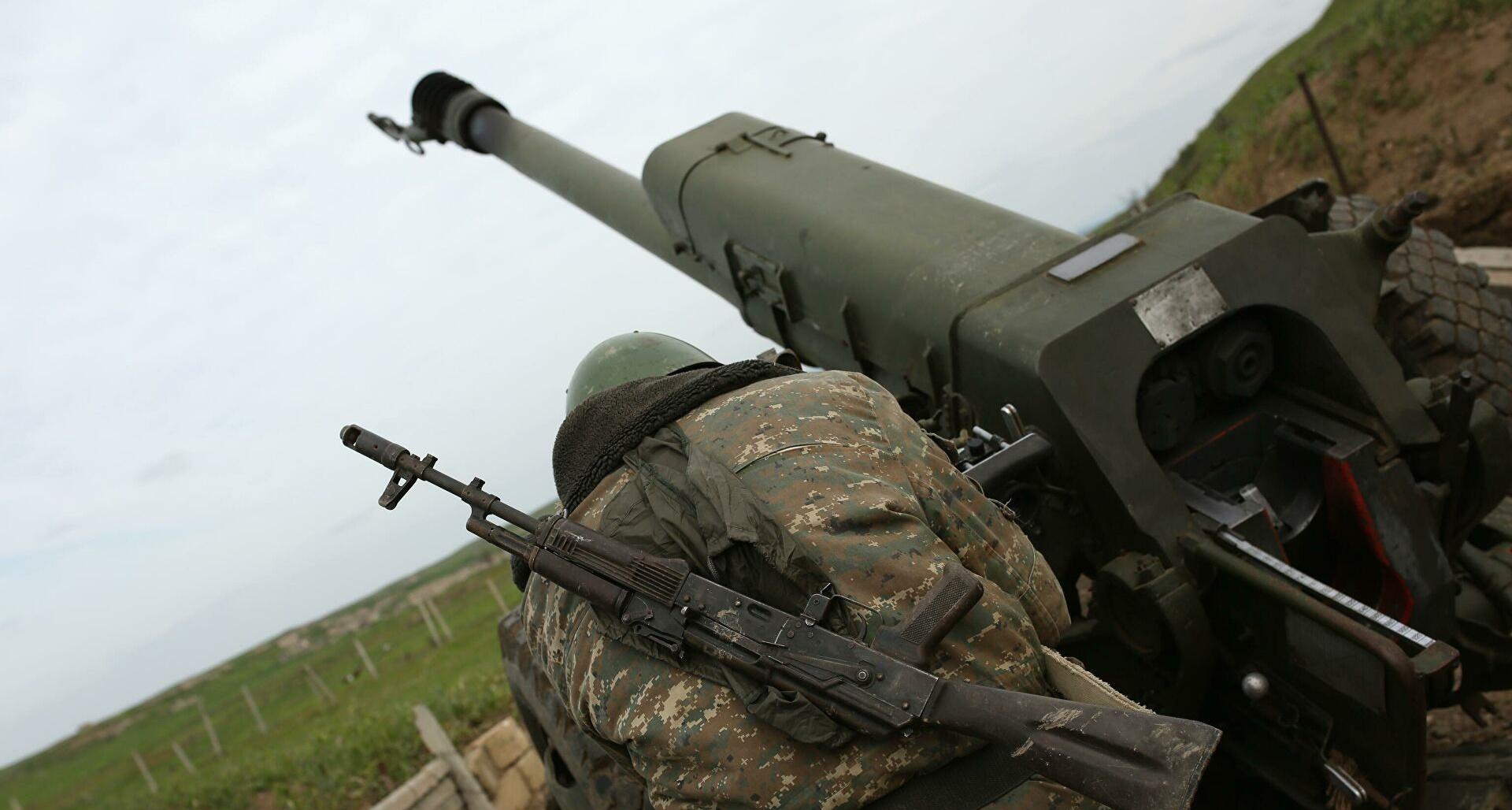 Обострение в Карабахе: Азербайджан заявил об обстрелах своих позиций, несмотря на перемирие