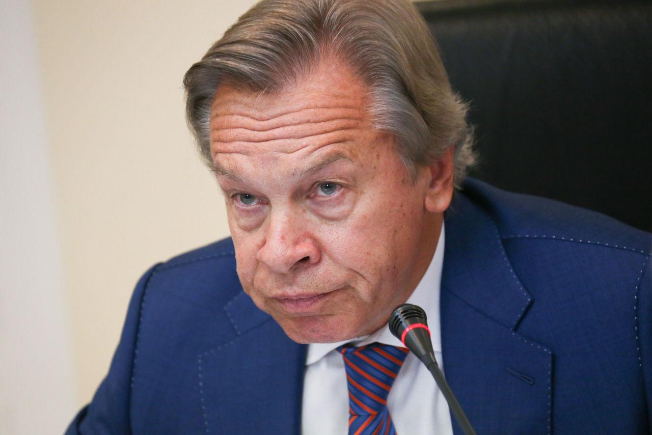 Пушков оценил выступление сборной Украины на Евро, вспомнив про форму с Крымом
