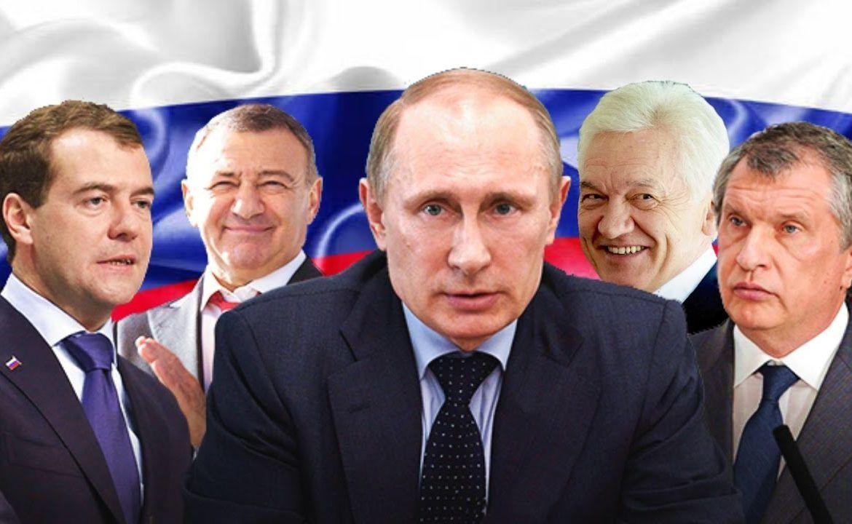 Politico: В США рассказали, почему у Байдена не вводят санкции против Путина и его окружения