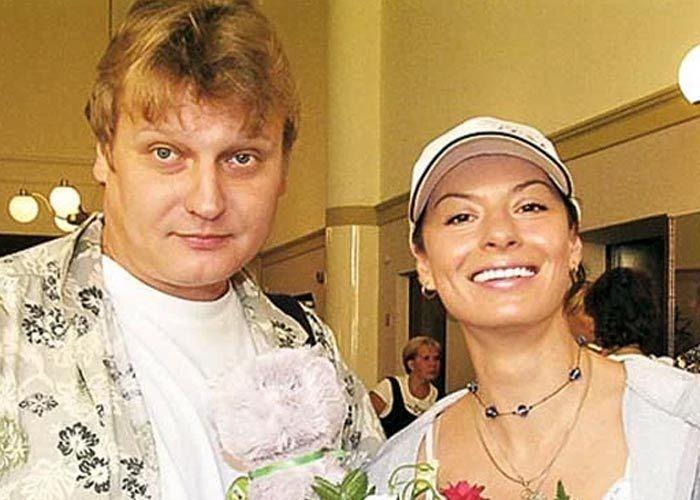 """У звезды сериала """"Воронины"""" Лачиной пропал муж, актер театра Олег Будрин"""