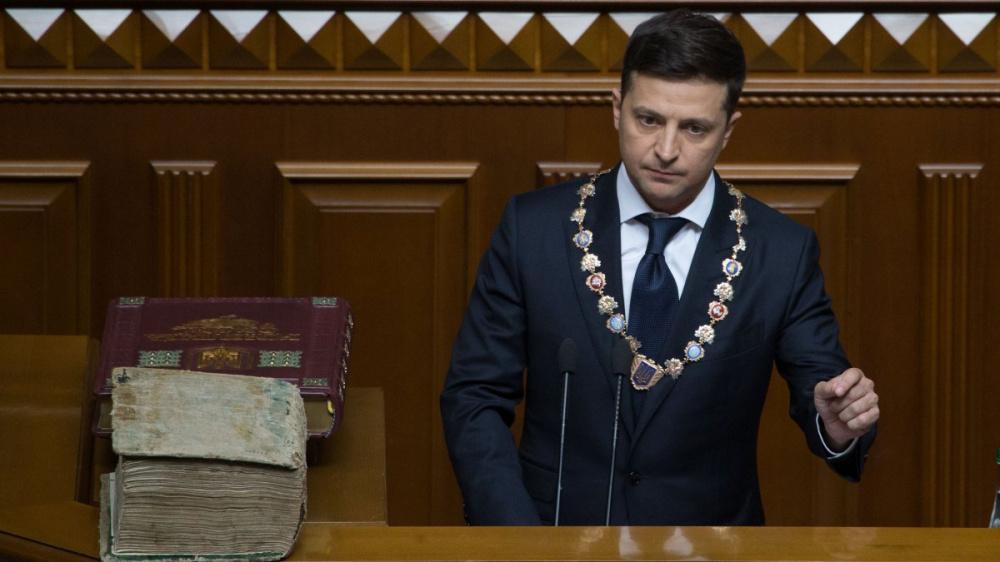 Украина, Зеленский, Увольнение, ОГА, Главы.