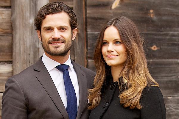 Шведский принц Карл Филипп и его супруга София Хельквист на седьмом небе от счастья: супруги впервые стали родителями