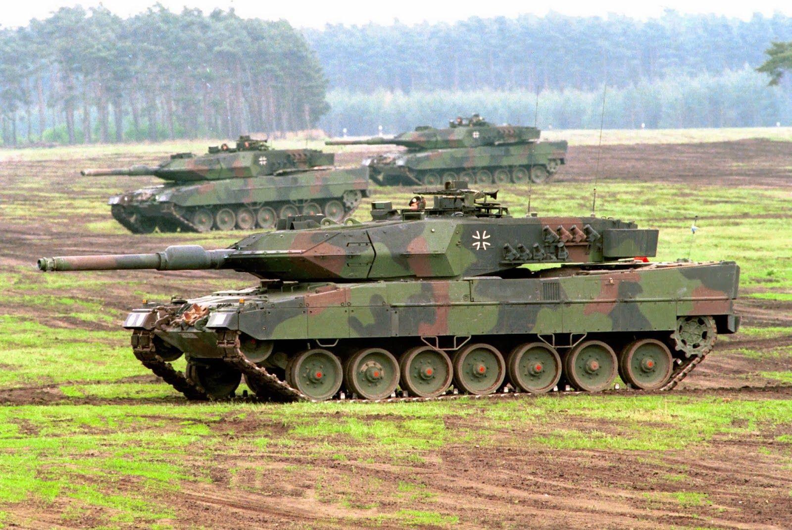 Танки, артиллерия и 28 000 военных: Украина совместно с НАТО начала масштабные маневры Defender Europe-21