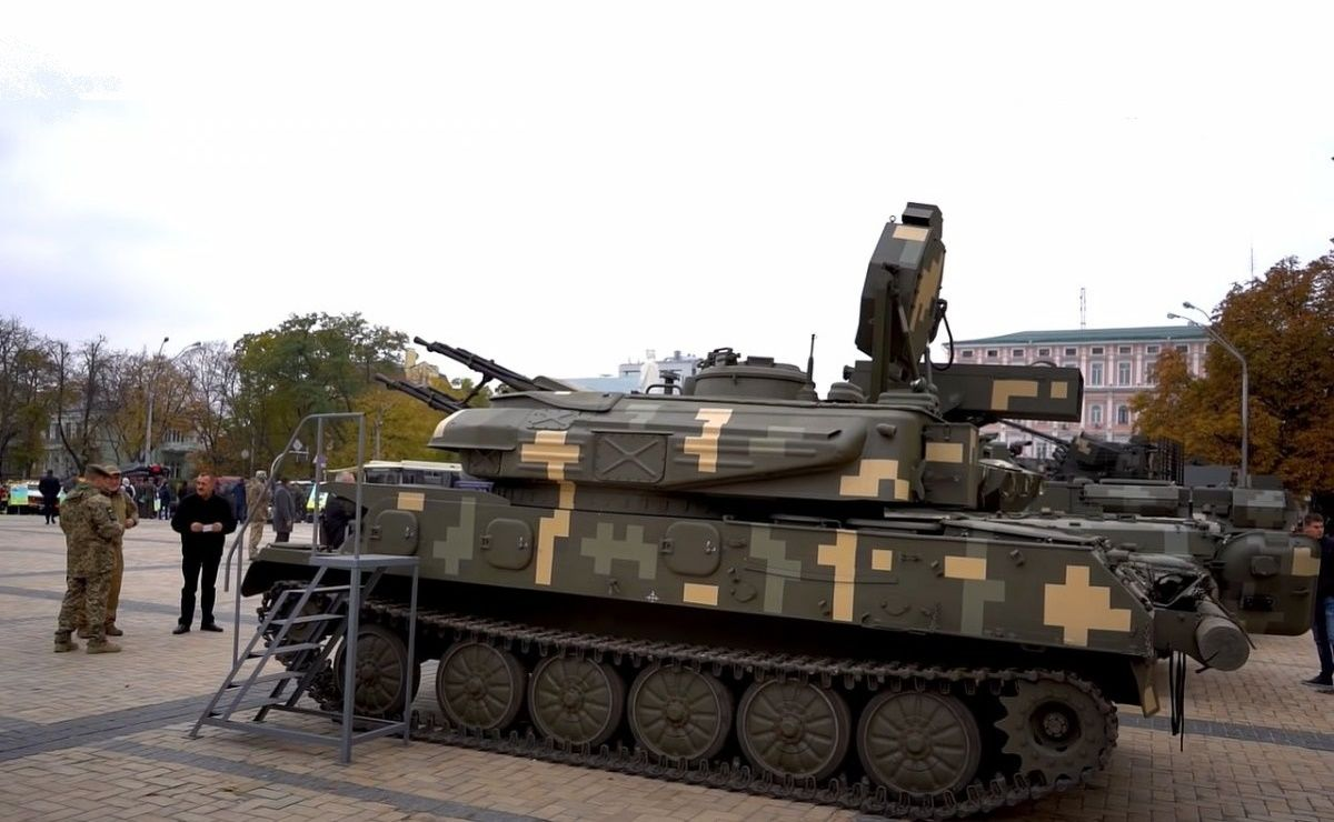 В 2022 году ВСУ могут получить армейские ЗРПК с фазированной решеткой