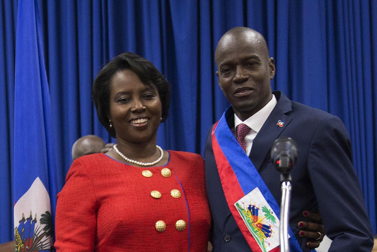 Жена президента Гаити скончалась от огнестрельных ранений после гибели мужа - СМИ