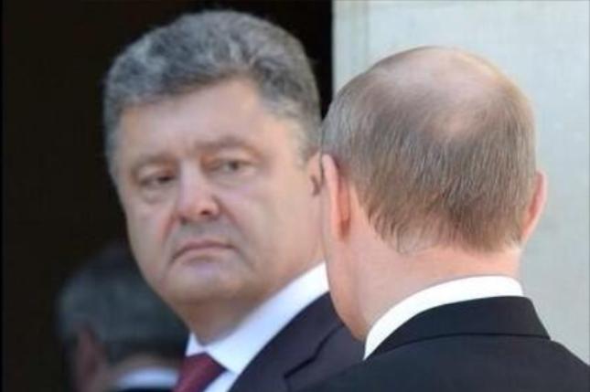Путин в Минске: кризис в Украине нельзя разрешить без диалога с юго-востоком