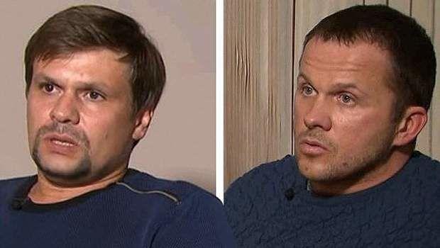 Чехия объявила в розыск Петрова и Боширова: подозреваются в подрыве склада боеприпасов