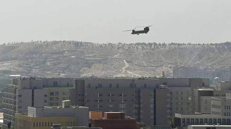 США эвакуируют свое посольство из Афганистана: стали известны сроки окончания операции