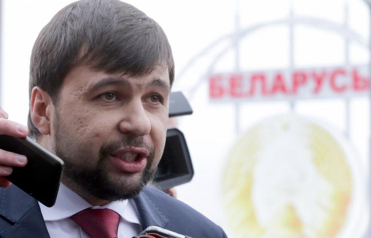 пушилин, днр, донбасс, восток украины, переговоры в минске, украина, нато