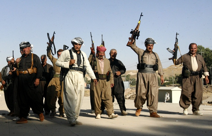 Россия, Ирак, Курды, политика, общество, терроризм