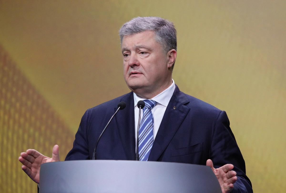 Порошенко впервые высказался о третьем месте Тимошенко