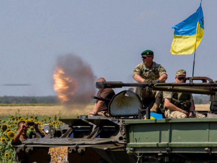 лнр, днр, терроризм, потери, боевики, донбасс, оос, армия украины