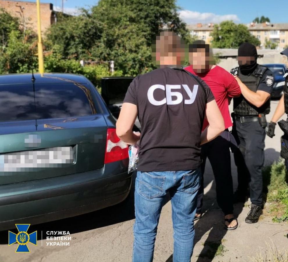 В Житомире СБУ задержала боевика ИГИЛ