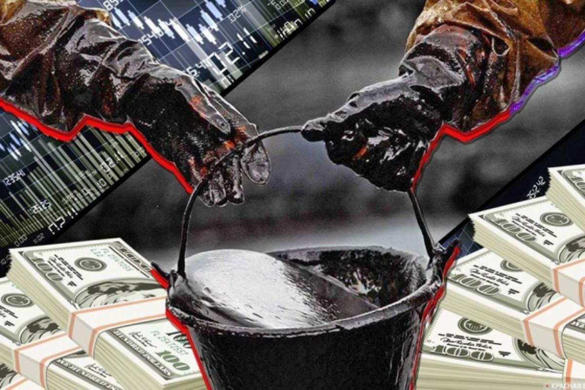 СМИ: Нефтегазовые доходы России упали на 70%, повышение цен на нефть не помогло