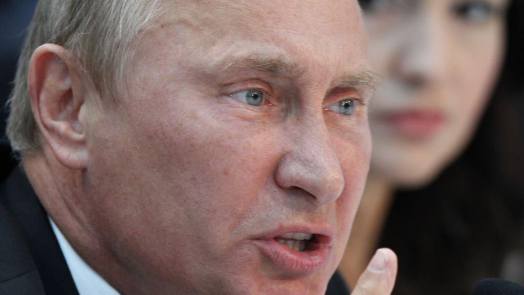 """""""Северный поток - 2"""" уже не спасти: перед встречей с Меркель Путин сделал нервное заявление"""