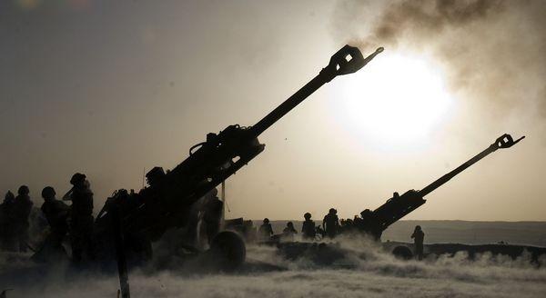 Турция нанесла артиллерийский удар по террористам ИГИЛ в Сирии