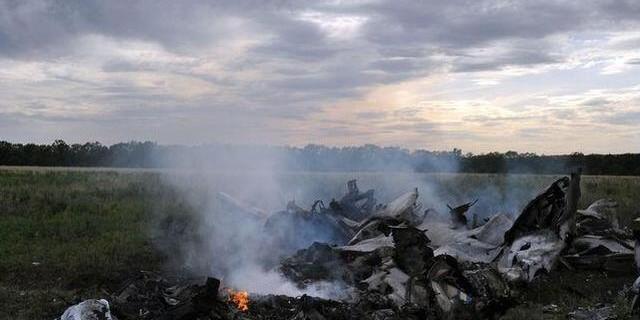 юго-восток украины, ситуация в украине, ан-26, сбитый украинский самолет