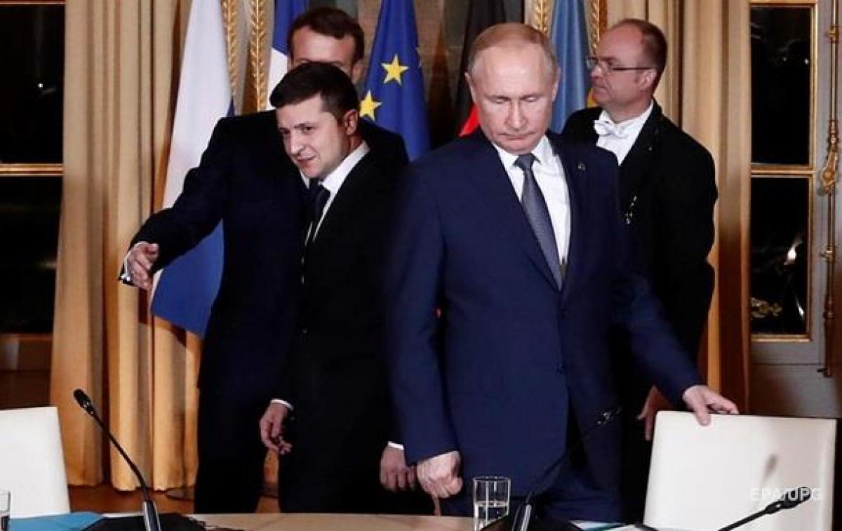 минские переговоры, война на донбассе, лнр, днр, россия, новости украины, нормандская четверка, путин, зеленский