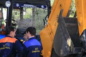 Повреждены здания еще двух объектов водоканала в Донецке