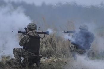 Настоящий ад под Авдеевкой: украинские пулеметчики положили более 10 боевиков, среди ВСУ имеются раненые