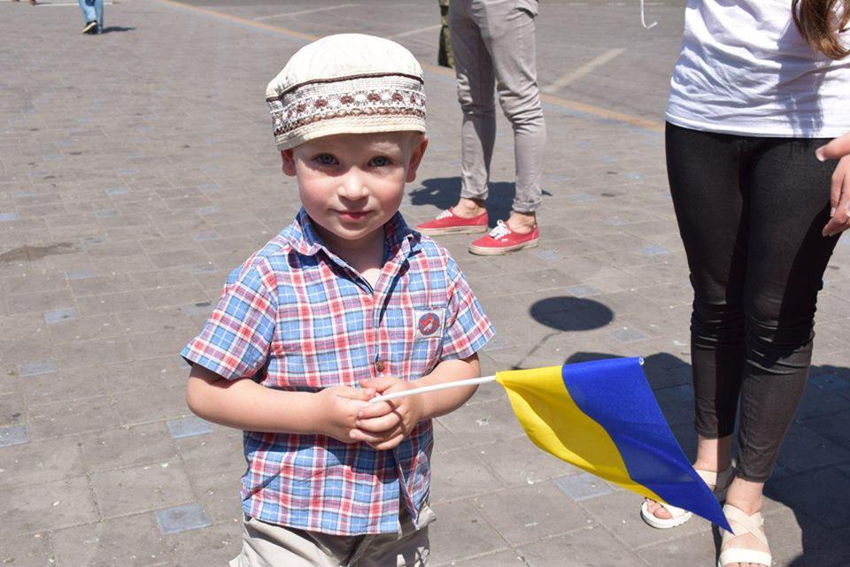 мариуполь, освобождение, парад, фото, донбасс, ато, всу, армия украины, новости украины