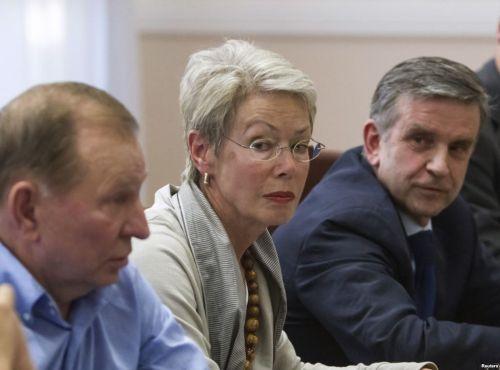 В Минск прибыли все участники контактной группы по ситуации в Украине