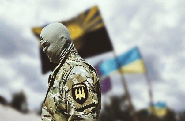 Донбасс, батальон, вооружение, ротация, Украина