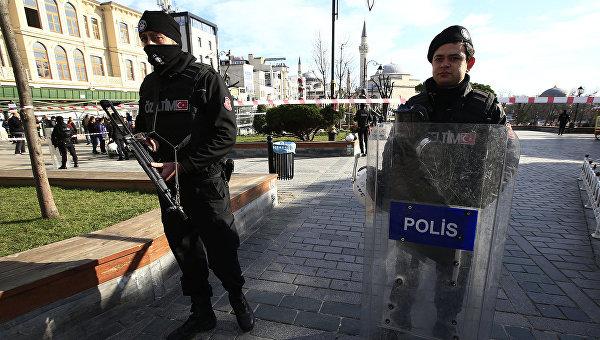 Подробности теракта в Стамбуле: 36 пострадавших, из них — 12 иностранцев