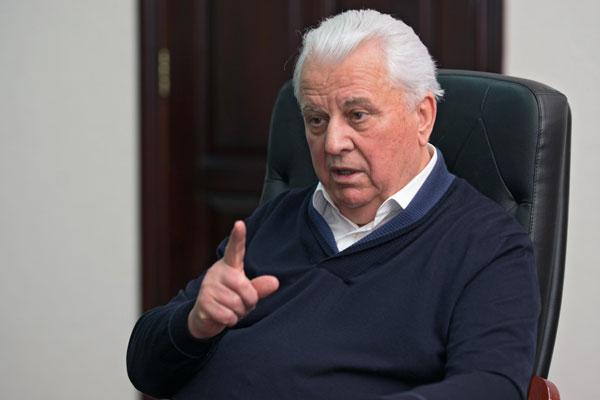 Украине нужно стать частью Европы и НАТО, чтобы защититься от России – Леонид Кравчук