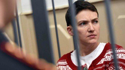 Последнее заявление Надежды Савченко: Фейгин рассказал, что за письмо ему передала летчица