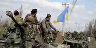 Сепаратисты ударили из САУ по позициям АТО в районе Новотроицкого